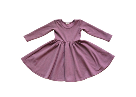 Mia Dress, Light Purple